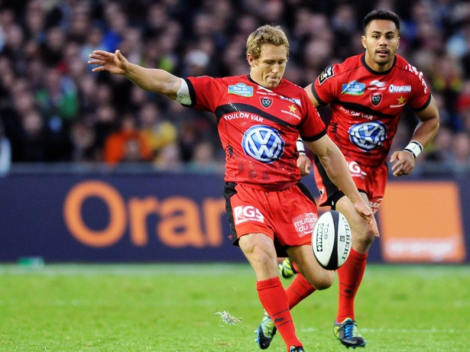 Jonny Wilkinson a encore sorti un drop assasin en fin de match contre Toulouse (24-9)