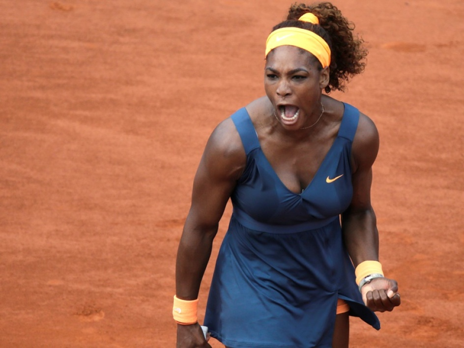 Roland-Garros – Revivez le sacre de Serena Williams