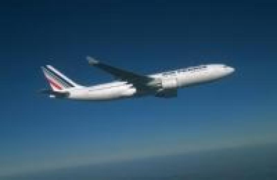 Un Airbus A330-200 d'Air France, reliant Rio )à Paris, a disparu ce lundi 1er juin, avec 228 passagers à son bord