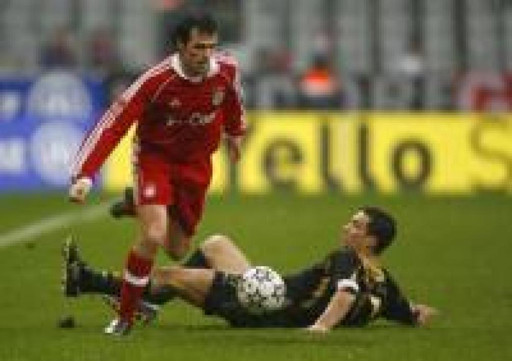 Willy Sagnol du Bayern Munich