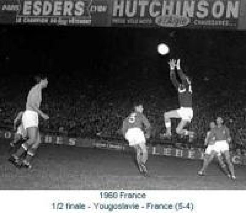 France-Yougoslavie, 1960