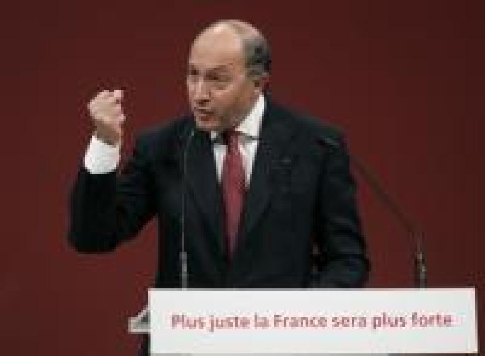 laurent Fabius, invité de Jean-Jacques Bourdin, le vendredi 19 octobre