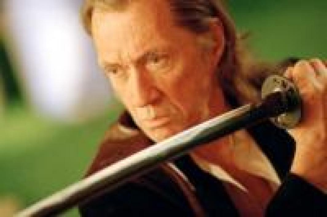 "David Carradine était Bill dans ""Kill Bill"", au côté d'Uma Thurman"