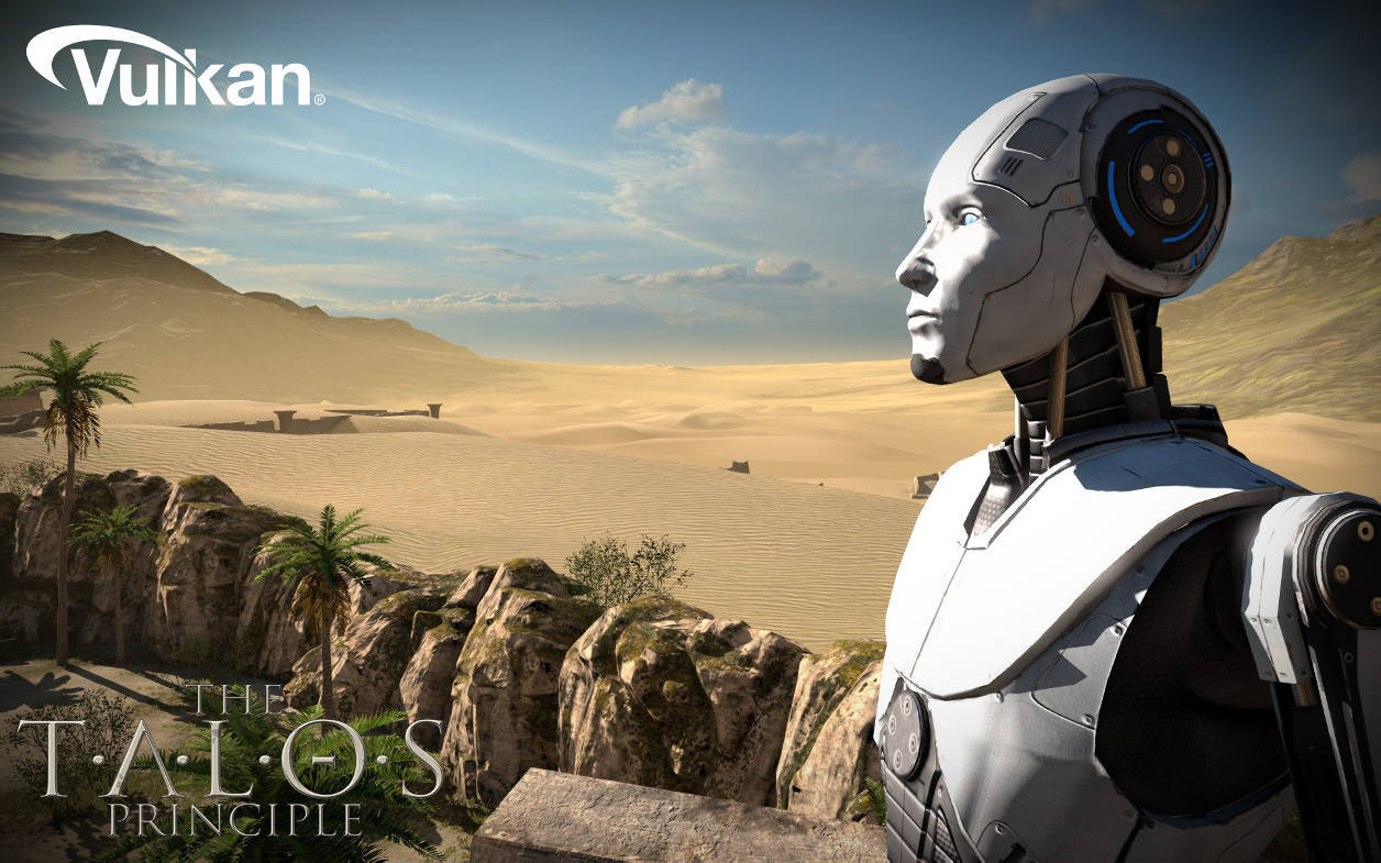 The Talos Principle Vulkan