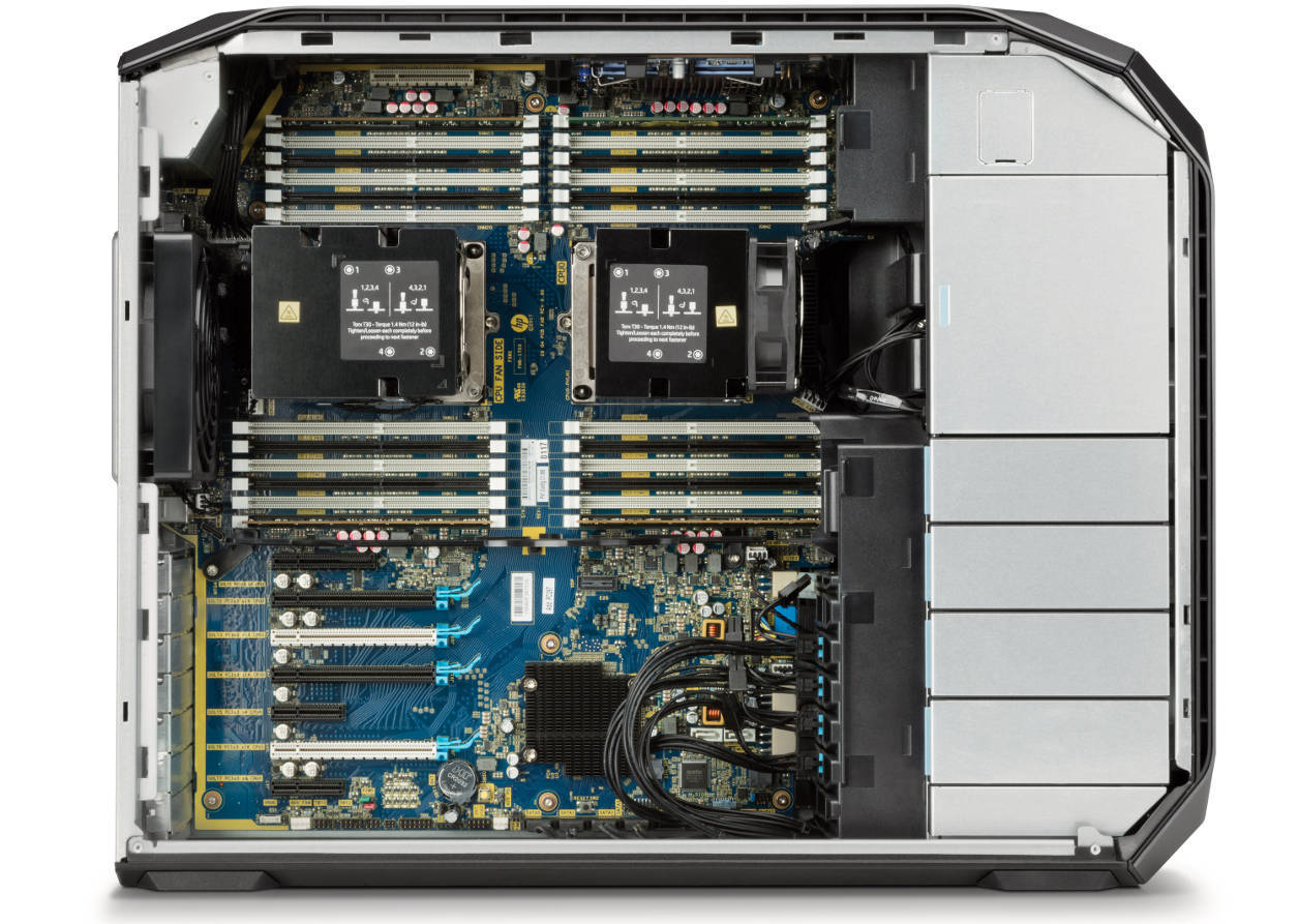 HP WorkStation Z8