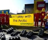 Greenpeace force  Lego à stopper son partenariat avec Shell