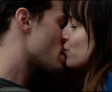 Jamie Dorman et Dakota Johnson dans