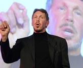 Larry Ellison quitte la tête d'Oracle