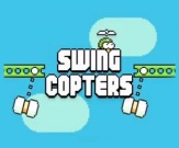 Swing Copters, le successeur de Flappy Bird