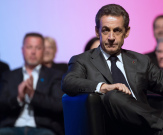 En meeting à Marseille, Sarkozy interpelle Taubira