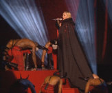 Madonna aux Brit Awards