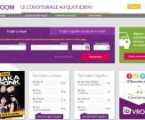 SNCF; covoiturage; Idvroom