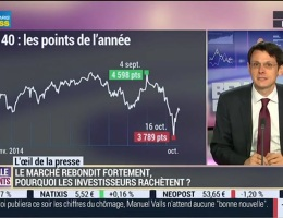 Le rebond du Cac 40 se poursuit: