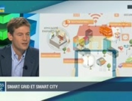 Smart Grid et Smart City: Philippe Faugeras, Pierre Cotte et Olivier Hersent, dans Business Durable - 21/09 2/...