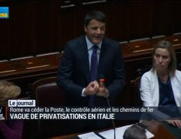 Dette: l'Italie va reprendre son programme de privatisation