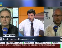 Le Match des Traders: Jean-Louis Cussac VS Giovanni Filippo – 21/10