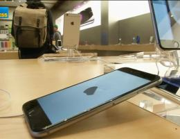 L'iPhone 6 dope les bénéfices d'Apple : 39,5 milliards de dollars sur un an
