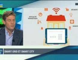 Smart Grid et Smart City: Philippe Faugeras, Pierre Cotte et Olivier Hersent, dans Business Durable - 21/09 1/...