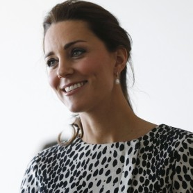 Kate Middleton devrait accoucher en avril