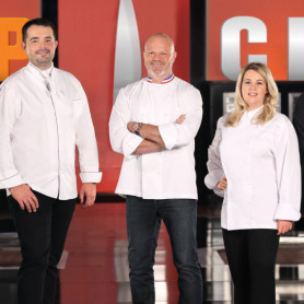 <i>Top Chef, le Choc des Champions</i> en direct sur M6 le 20 avril