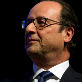 François Hollande: un dialogue