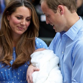 Quel sera le prénom du second royal baby de Kate et William?