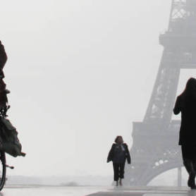 Pollution de l'air à Paris: des mesures dévoilées lundi