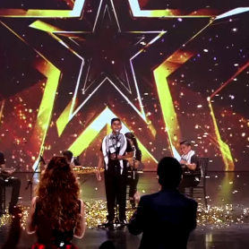 chanson television arabs got talent