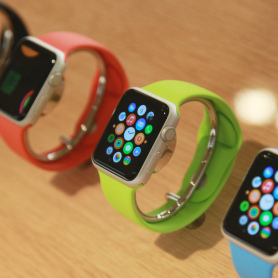 L'Apple Watch, la montre connectée, sera lancée en avril
