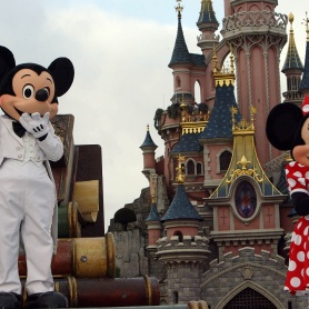 Euro Disney Disneyland Paris