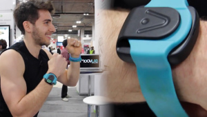 MOOVLAB : le fitness interactif 2.0