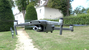 Test du DJI Mavic 2 Zoom, un drone d'excellence