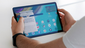 Test Samsung Galaxy Tab S5e : la seule tablette capable de rivaliser avec l'iPad Air