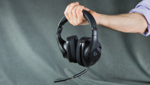 Test : Logitech G533 Wireless, le casque gamer sans-fil un peu survendu