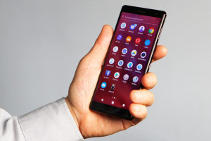 Sony Xperia XZ2 : le test complet - 01net.com