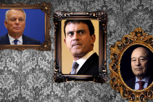 Remaniement: la galerie de portraits du gouvernement Valls 3