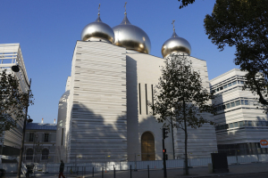 EN IMAGES - Le centre orthodoxe russe de Paris