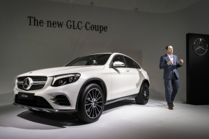 Mercedes GLC Coupé