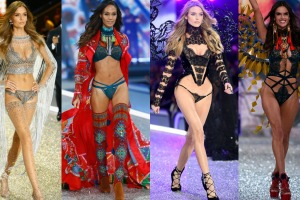 Retour en images sur le show Victoria's Secret à Paris