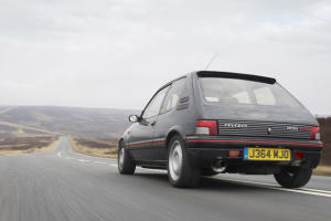 "La 205 GTI: l'icone ""eighties"""