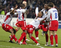 Les grands moments de Lyon en Ligue des champions