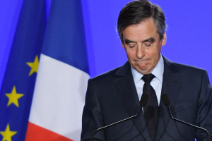L'application Gov donne Fillon en tête des intentions de vote