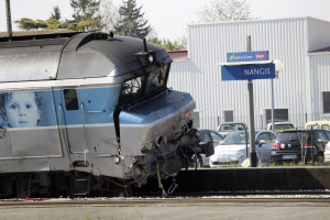 Les images de l'Accident de train de Nangis