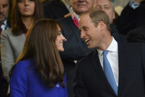 Kate, William et Harry à la cérémonie d'ouverture de la Coupe du Monde de Rugby