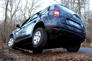 Dacia Duster: la vocation minimaliste