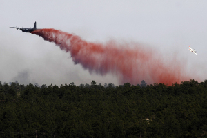 Le Colorado en proie à des incendies incontrôlables