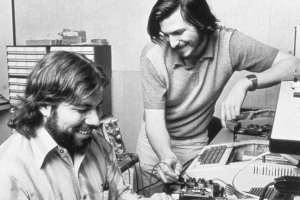 Le premier ordinateur grand public a 40 ans : l'Apple II