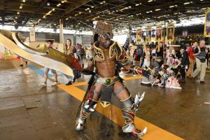 A la Japan Expo, les cosplayers sortent le grand jeu