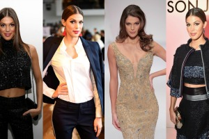 Fashion Week: la folle semaine d'Iris Mittenaere, nouvelle Miss Univers