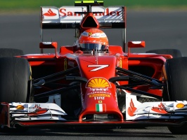 En images : les F1 version 2014